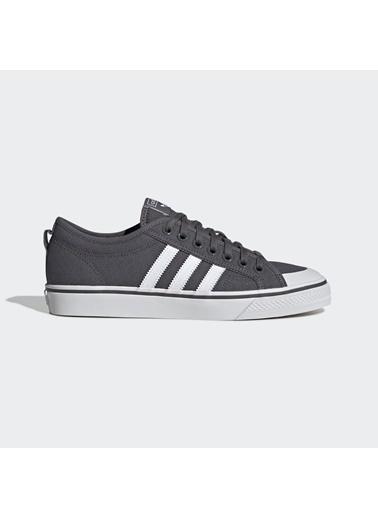 adidas Erkek Nizza Sneakers BD7511 Gri